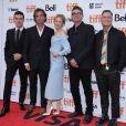 "Finn Wittrock, Rupert Goold, Renée Zellweger, David Livingstone à la première du film ""Judy"" pendant le festival international du film de Toronto, Ontario, Canada, le 10 septembre 2019."