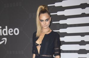 Rihanna : Son défilé de lingerie VIP avec Bella Hadid et Cara Delevingne