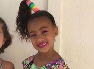 Kim Kardashian : Kanye furieux, il lui interdit de maquiller leur fille North