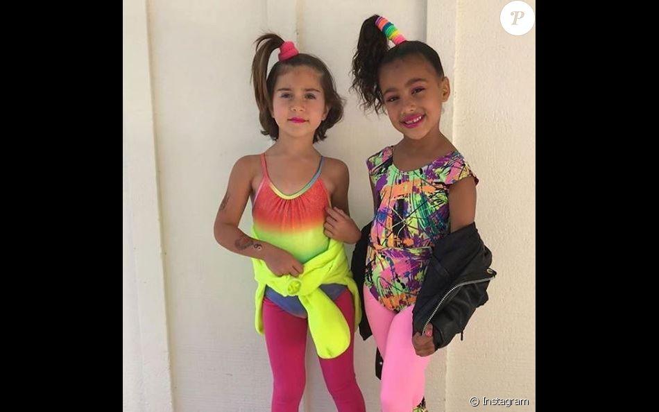 L'anniversaire de North West, fille de Kim Kardashian et Kanye West, le 15 juin 2019.