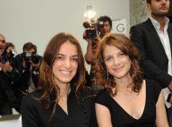 Entre la mutine Mélanie Laurent et la naturelle Joanna Preiss, on ne sait plus où donner de la tête...