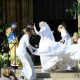 Ellie Goulding - Mariage de Ellie Goulding et C. Jopling en la cathédrale d'York, le 31 août 2019  The wedding of Ellie Goulding and C. Jopling held at York Minster. 31st august 201931/08/2019 - York