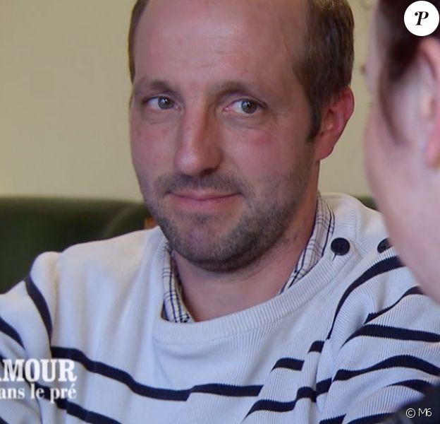 """Laurent - """"L'amour est dans le pré 2019"""", le 23 septembre 2019 sur M6."""