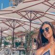 Martika enceinte et en bikini, le 10 août 2019, sur Instagram