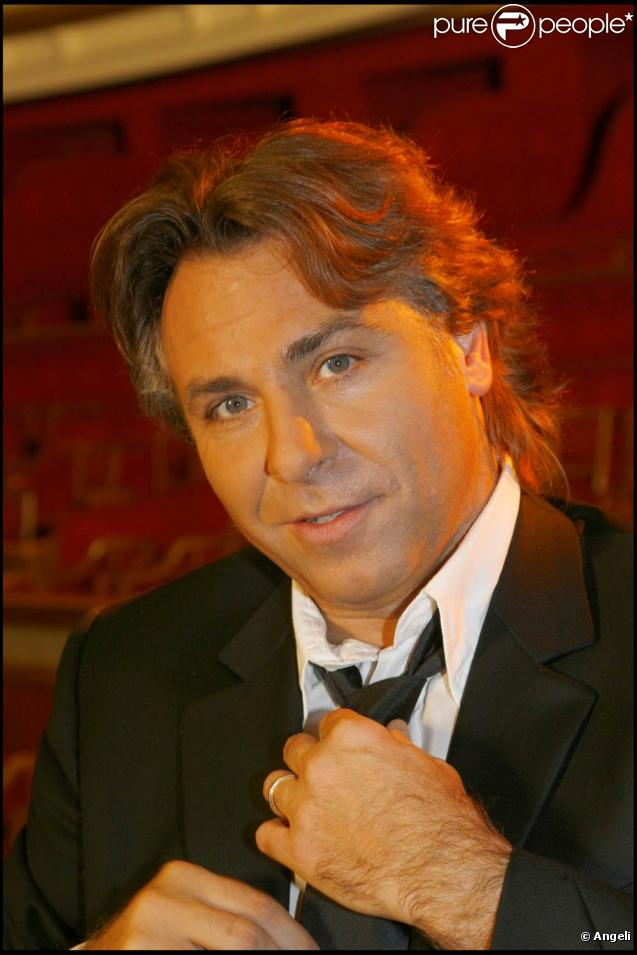 Roberto Alagna chantera sur le Bassin de Neptune à Versailles, le 9 juillet 2009