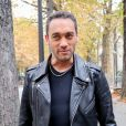 """Jean-Baptiste Guégan arrive à l'enregistrement de l'émission """"Vivement Dimanche Prochain"""" au studio Gabriel à Paris, France, le 11 septembre 2019.11/09/2019 - Paris"""