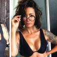 Emilie Nef Naf, son incroyable perte de poids - Instagram, 30 juin 2018