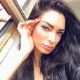 Emilie Nef Naf radieuse sur Instagram - mai 2019