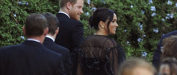 Meghan Markle de mariage à Rome : son look de soirée coûte une fortune