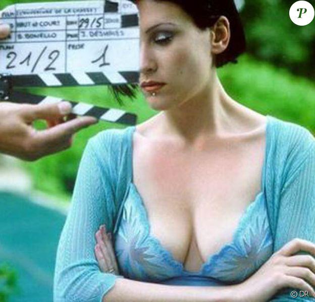 """L'intello du porno frenchy, Ovidie, a joué dans deux films """"tradi"""" - """"Mortel Transfert"""", et ici dans """"Le pornographe"""" !"""