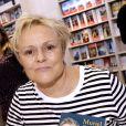 Muriel Robin - Salon du livre de Paris le 16 mars 2019. © Cédric Perrin/Bestimage