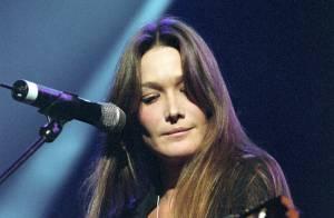 Carla Bruni : un troisième album pour la future première Dame de France...