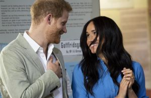 Meghan Markle et Harry: Robe recyclée, gourmandise et émotion dans le District 6