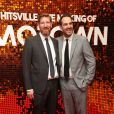 """Ben Turner et Gabe Turner à la première du film """"The Making Of Motown"""" au cinéma Odeon Luxe Leicester Square à Londres, Royaume Uni, le 23 septembre 2019."""