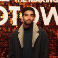 """Nabhaan Rizwan à la première du film """"The Making Of Motown"""" au cinéma Odeon Luxe Leicester Square à Londres, Royaume Uni, le 23 septembre 2019."""