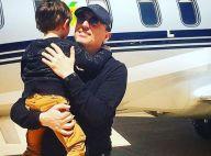 """Gad Elmaleh, la rentrée de son fils Raphaël au CP : """"J'étais super ému"""""""