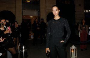 Kate Moss et Lou Doillon : Copines de défilé complices chez Zadig&Voltaire