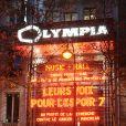 """7ème édition du concert caritatif """"Leurs voix pour l'espoir"""" au profil de la recherche contre le cancer du pancréas à l Olympia à Paris, France, le 1er octobre 2018. © Guillaume Gaffiot/Bestimage"""