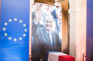 Martin Rey-Chirac au côté de sa mère : dernier hommage à Jacques Chirac