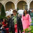 Défilé Paul & Joe collection prêt-à-porter printemps-été 2020 lors de la Fashion Week de Paris, le 29 septembre 2019.