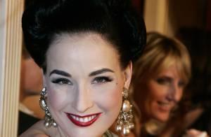 Dita Von Teese fait sensation au bal de l'Opéra de Vienne