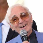 Charles Aznavour : La réaction de sa femme Ulla quand elle écoute ses chansons