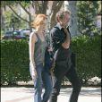 Marcia Cross à Los Angeles. L'actrice a beaucoup minci. 12/07/09