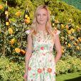 """Kirsten Dunst assiste à la 10ème édition de la soirée """"Veuve Cliquot Polo Classic"""" à Los Angeles, le 5 octobre 2019."""