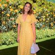 """Mandy Moore assiste à la 10ème édition de la soirée """"Veuve Cliquot Polo Classic"""" à Los Angeles, le 5 octobre 2019."""