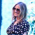 """Julia Roberts assiste à la 10ème édition de la soirée """"Veuve Cliquot Polo Classic"""" à Los Angeles, le 5 octobre 2019."""