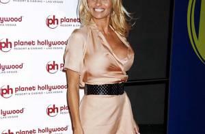Pamela Anderson fêtera la Saint-Valentin sur la scène du Crazy Horse !