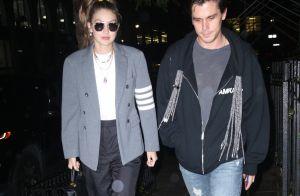 Gigi Hadid : Après la Fashion Week, dîner en tête-à-tête avec un ami canon