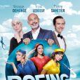 """Affiche de la pièce """"Boeing Boeing"""""""