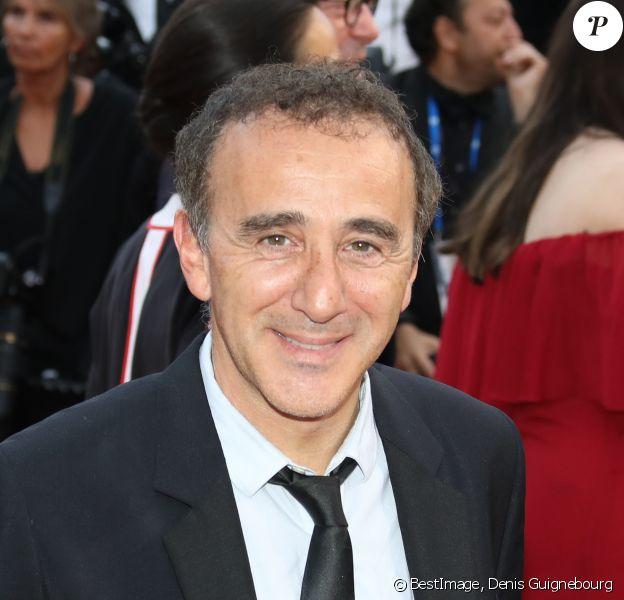 """Elie Semoun - Montée des marches du film """"A Hidden Life"""" lors du 72ème Festival International du Film de Cannes, le 19 mai 2019. © Denis Guignebourg/Bestimage"""
