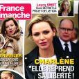 France Dimanche, dans les kiosques le 11 octobre 2019.