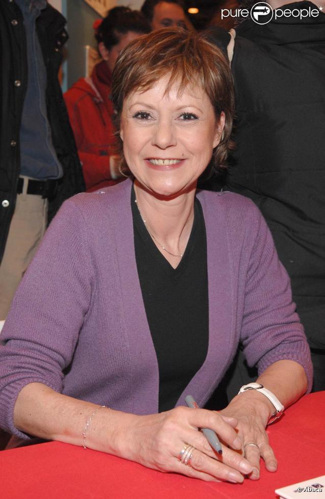 Dorothée en mars 2008