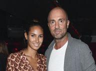 Christophe Dugarry : Rare apparition avec sa nouvelle compagne Yasmina