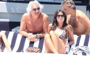 Flavio Briatore : découvrez sa torride épouse Elisabetta, en bikini ! Elle a vraiment une plastique parfaite !