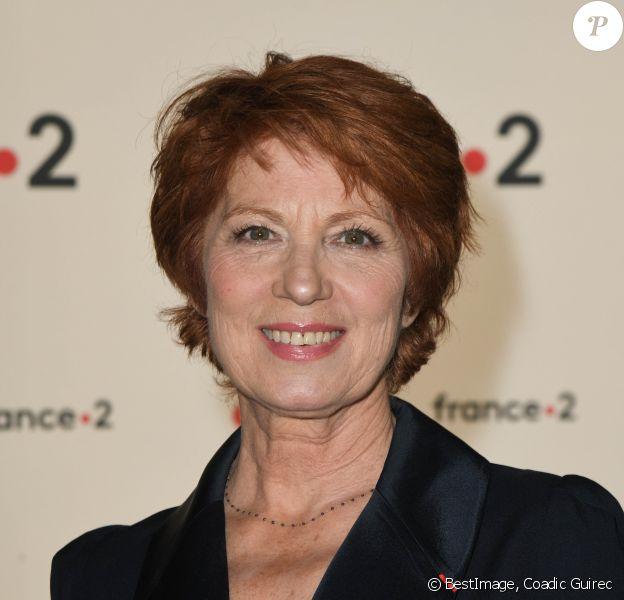 Véronique Genest lors de la 31ème cérémonie des Molières 2019 aux Folies Bergère à Paris, France, le 13 mai 2019. © Coadic Guirec/Bestimage