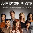 Affiche pour la nouvelle série Melrose Place