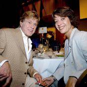 Robert Redford s'est remarié ! Il a épousé sa fiancée Sybille Szaggars !