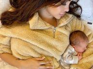 Nabilla Benattia maman : elle dévoile à qui ressemble son fils Milann