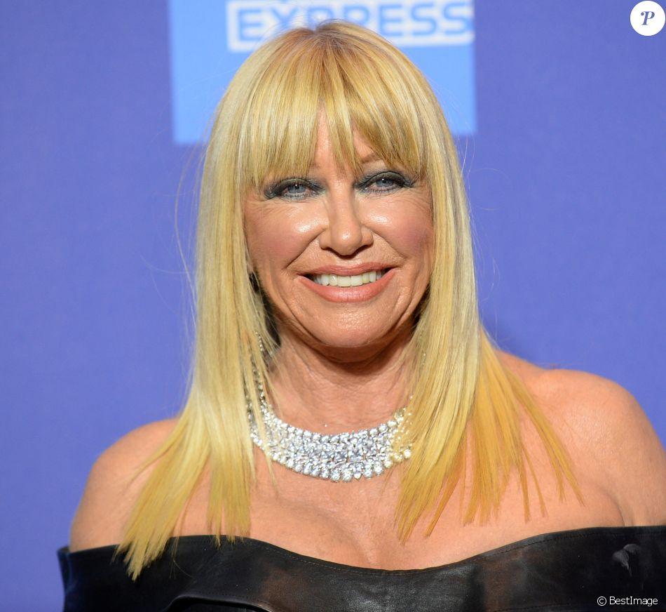 Suzanne Somers - Photocall de la 30e édition du Festival International du Film de Palm Springs, à Los Angeles, le 3 janvier 2019.