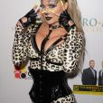 Carmen Electra à la soirée d'Halloween Fright Nights au casino The Seminole à Coconut Creek en Floride, le 17 octobre 2019.