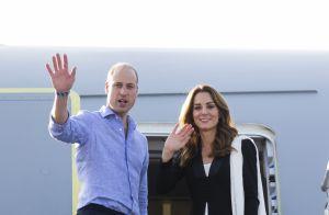Kate Middleton et William, leur frayeur en avion :