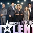 """Logo de """"La France a un incroyable talent 2019"""", sur M6"""
