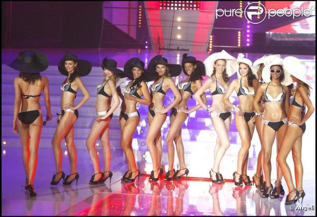 L'élection Miss France en direct du Puy du Fou en 2008