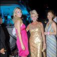 Ivanka et sa mère Ivana Trump