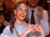 Shy'm (DALS) : Combinaison en cuir XXL et bijoux bling bling, son look ghetto