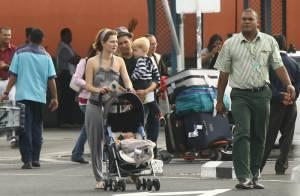 Mark Owen des Take That s'éclate à l'île Maurice en famille... découvrez ses beaux enfants !